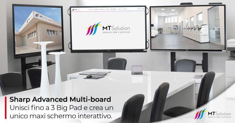 Sharp Advanced Multi-board