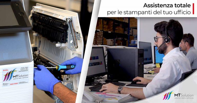servizi per stampanti multifunzione