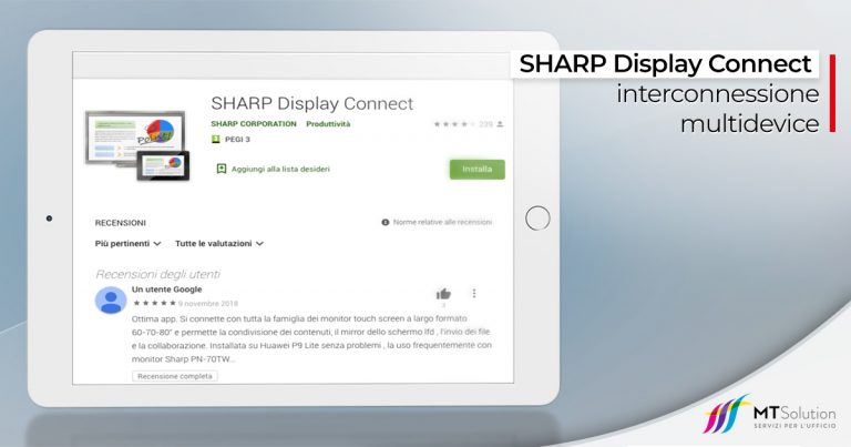 Sharp Display Connect